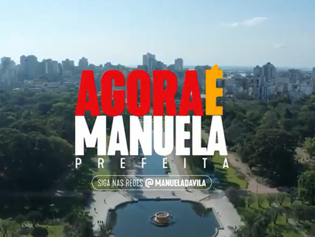 Manuela: de bem com o vídeo