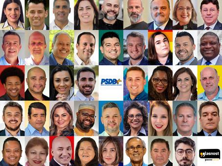 Será que o PSDB fará sua maior bancada da história?