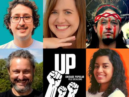 Será que Unidade Popular vai 'ocupar' a Câmara de Porto Alegre?