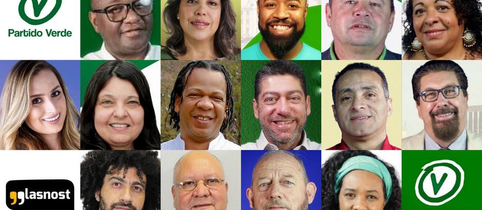 Será o ano do primeiro vereador do Partido Verde?