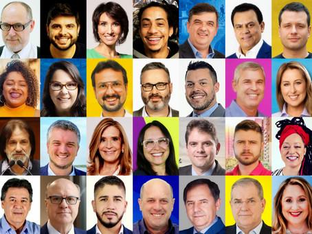 Quem são os nossos 36 representantes em Porto Alegre?