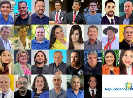 Republicanos se reforçou para as eleições deste ano.
