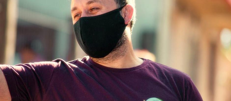 """João Derly: """"Não faria o que o atual prefeito fez no enfrentamento à pandemia"""""""