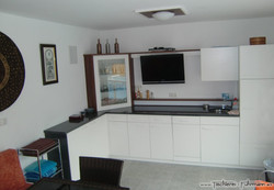 Poolhausküche
