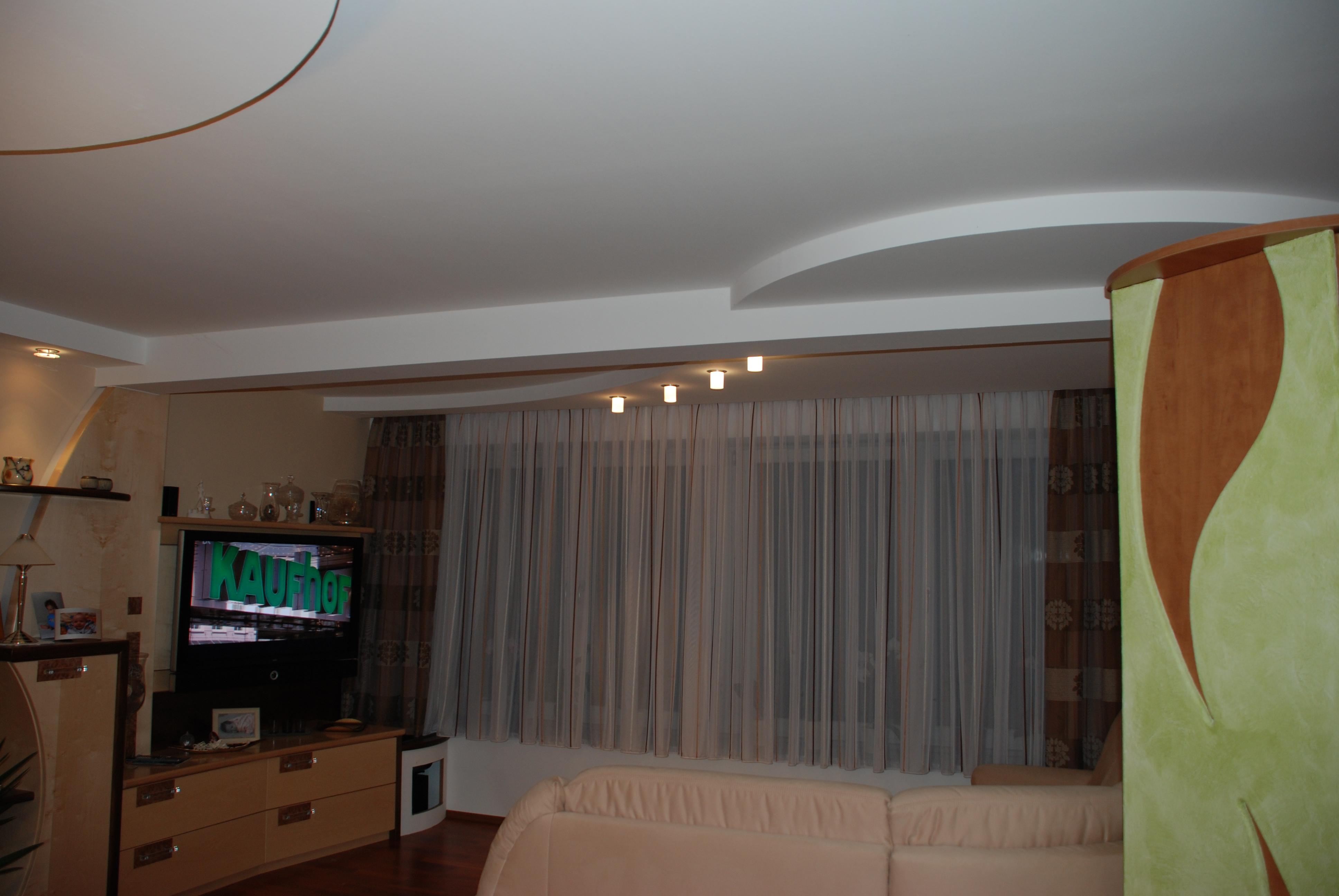 Deckengestaltung