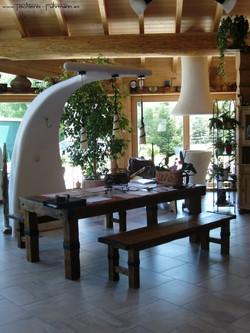 Rustik Style Tischgruppe