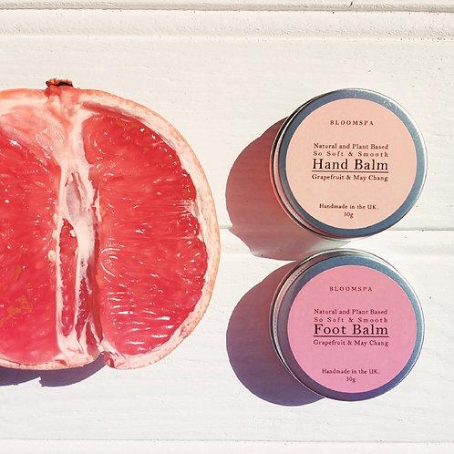 Grapefruit & May Chang Foot Balm