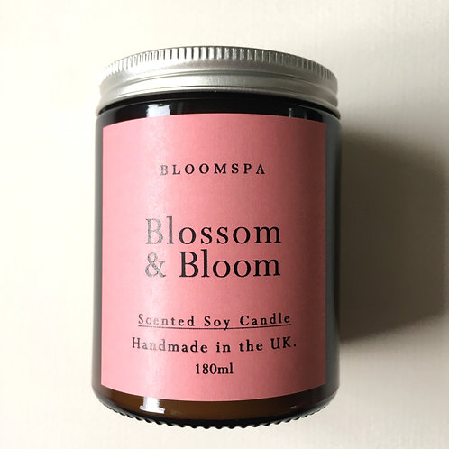 Blossom & Bloom Candle