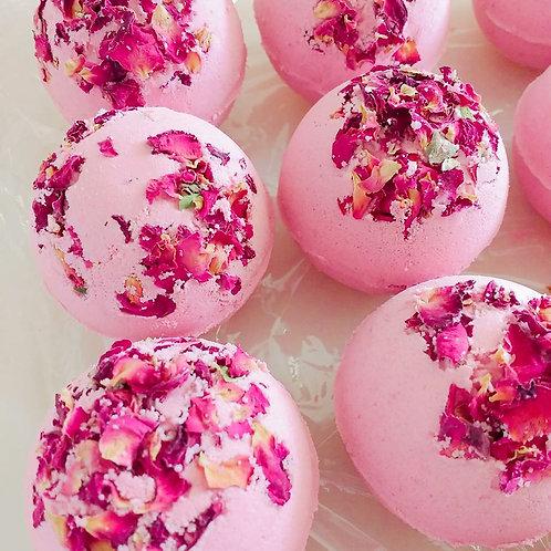 Rose Velvet Bath Bomb