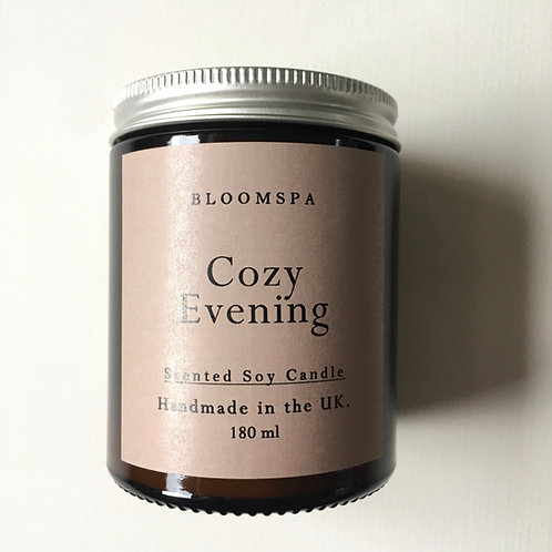 Cozy Evening Candle