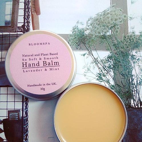Lavender & Mint Hand Balm