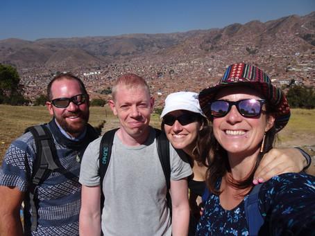 Cusco et le trek Lares