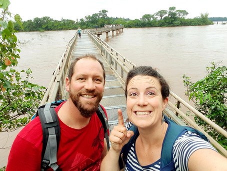 Puerto Iguazù et Foz do Iguaçu