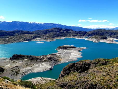 Entrée au Chili, de Chile Chico au début de la Carrettera Austral