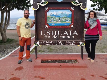Ushuaia et le bout du monde!