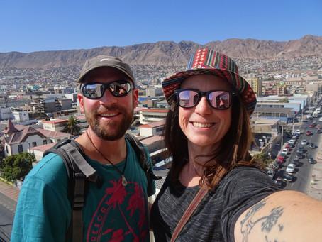 Antofagasta et Calama