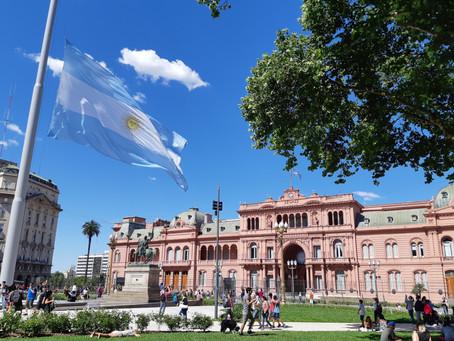 1 semaine à Buenos Aires