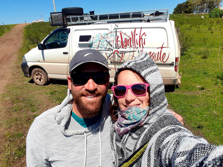 Visite des terres Uruguayanes
