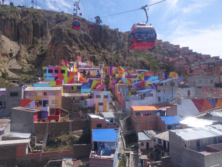 Cochabamba, La Paz et Coroico