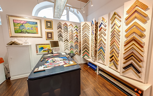Gemaelde Einrahmungen Kunst Galerie Voge