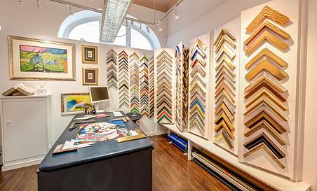 Galerie_Vogel_Einrahmungen_Ölgemälde_u