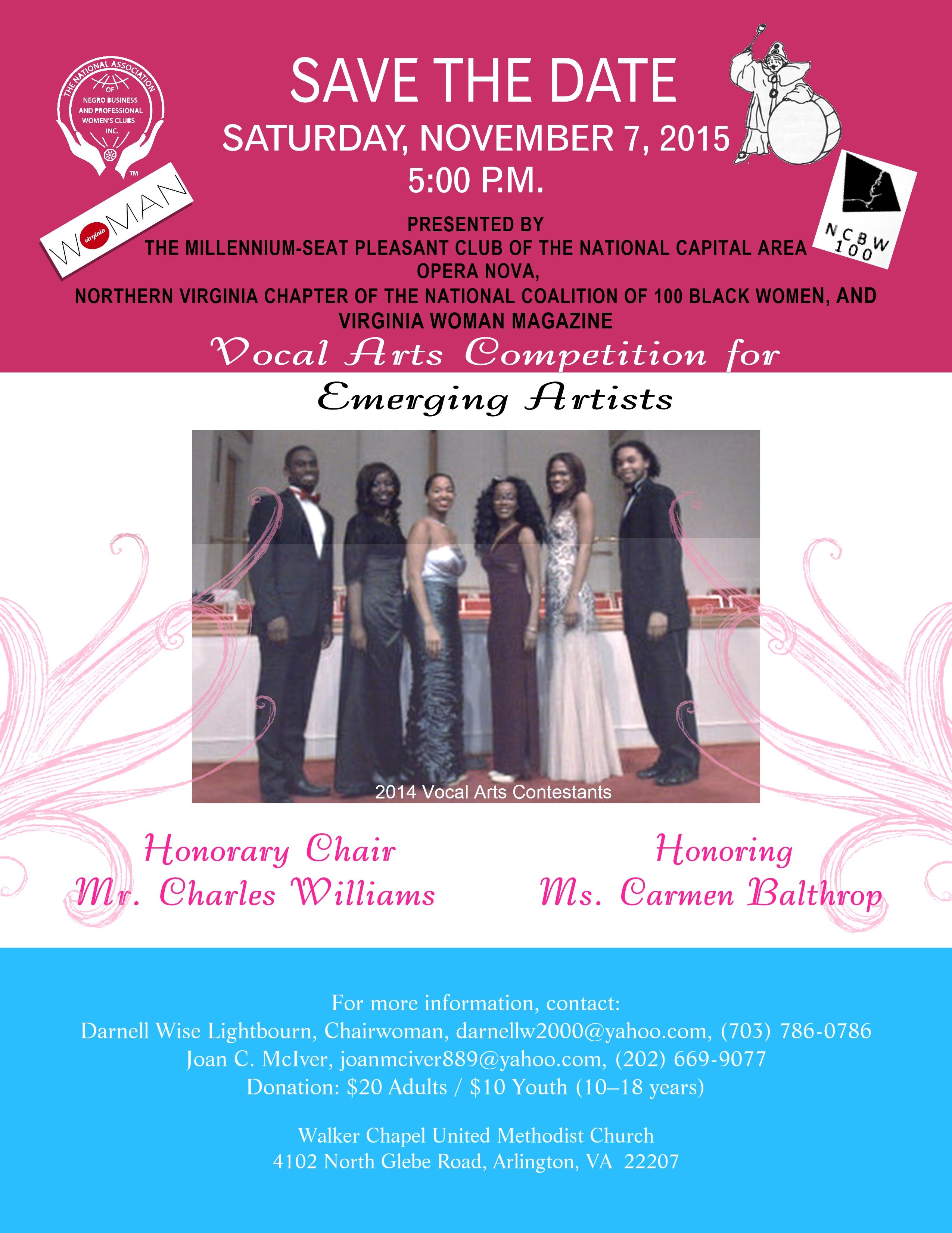 Vocal Arts