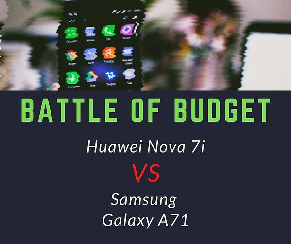 Huawei Nova 7i VS Samsung Galaxy A71.png