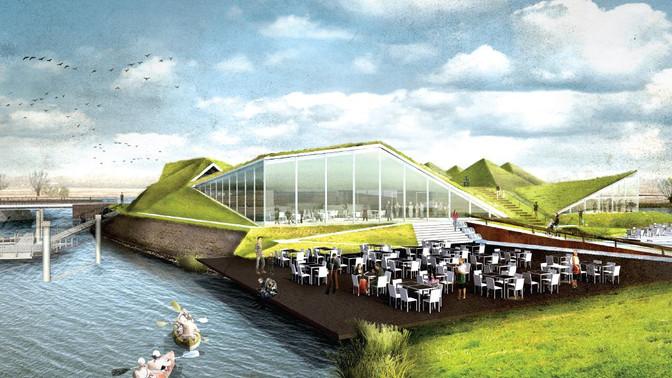 Nieuwe perspectieven voor het Biesbosch Museumeiland