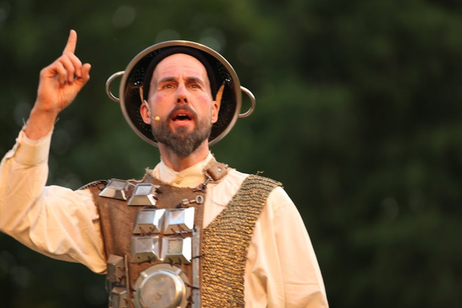 Don Quichot op Eyckenstein