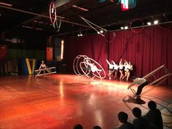Group German Wheel