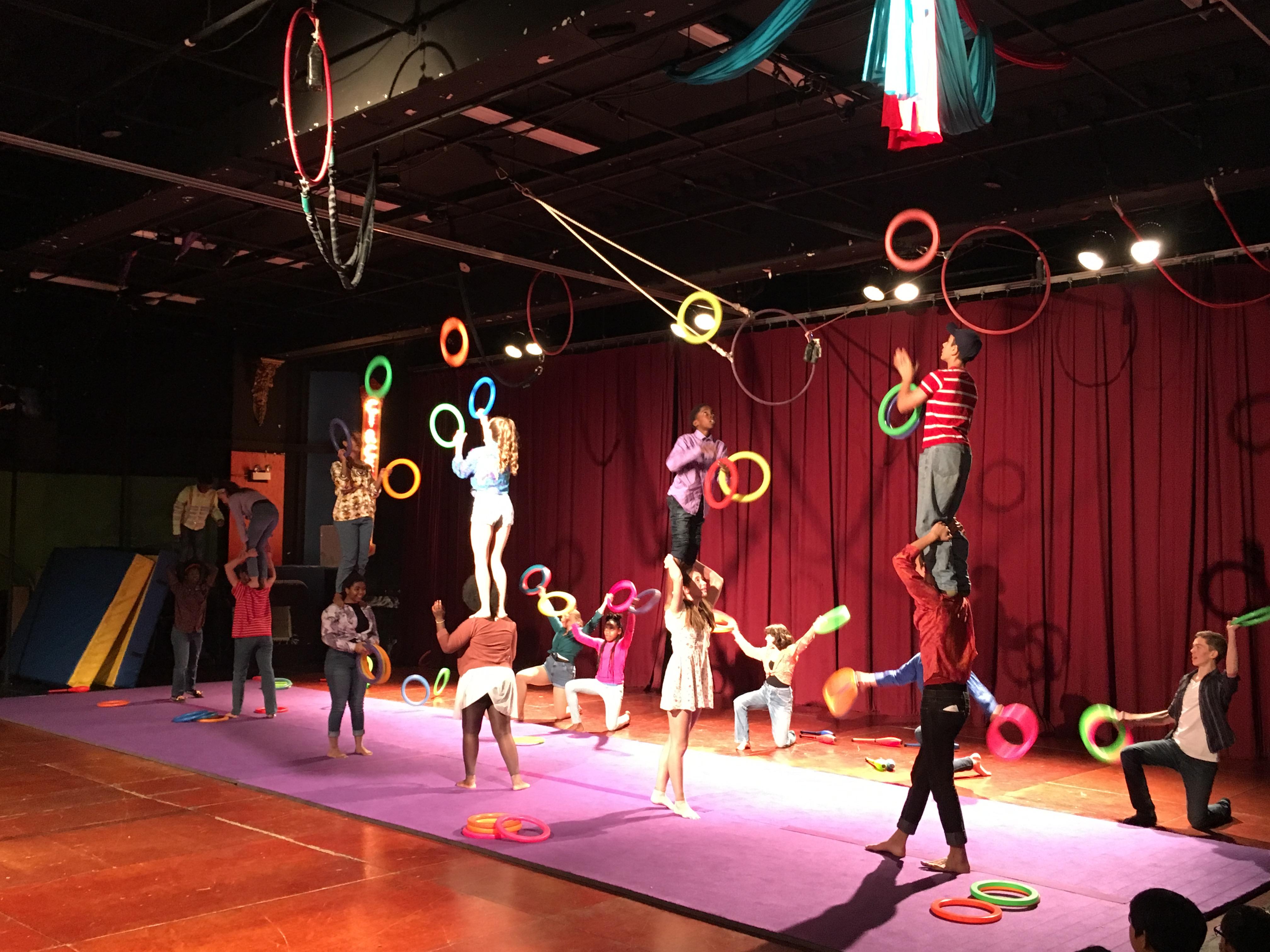 Group Juggling