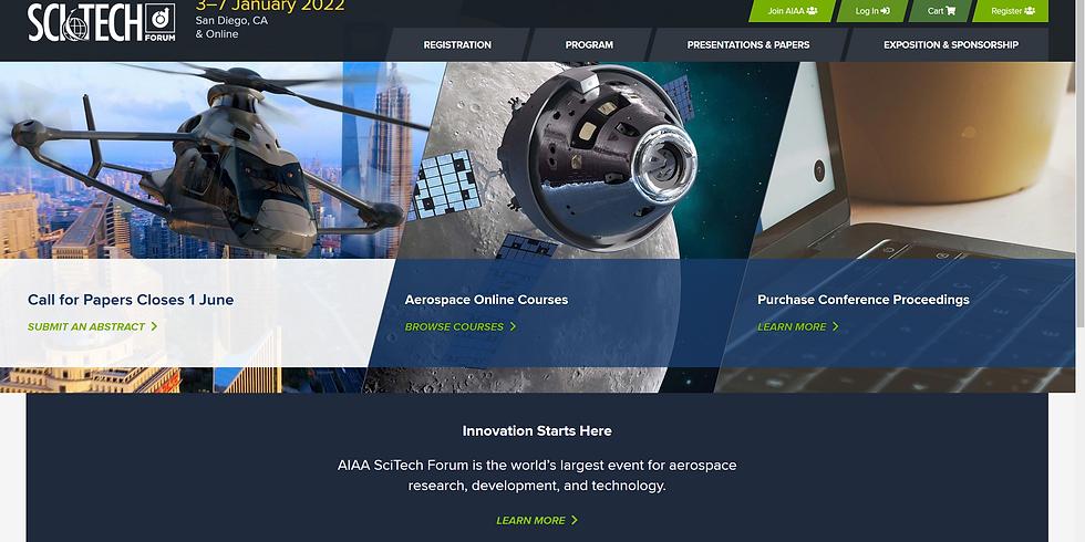 AIAA SciTech Forum