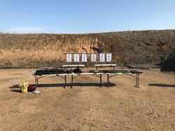 Pistol and Rifle Drills