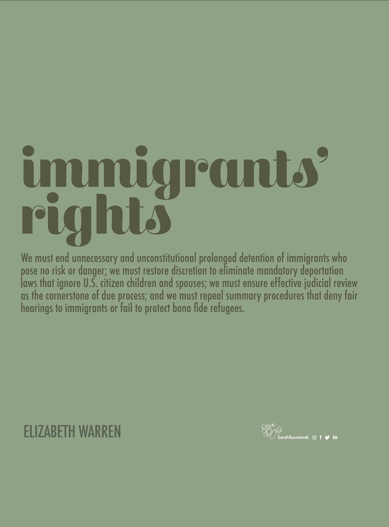 Immigrant's Rights