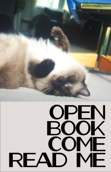 Open Book Come Read Me