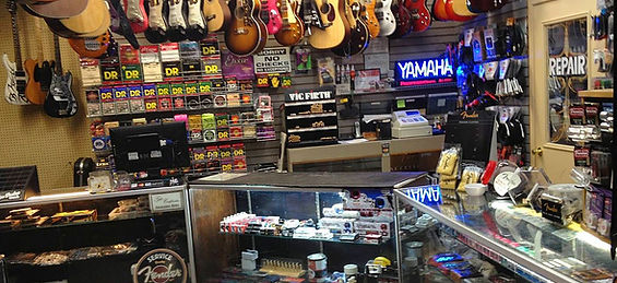 Bronson Guitar Works Scottsdale Arizona
