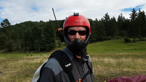 First Solo with ParaglideCanada