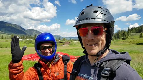 Tandem Paragliding Testimonial