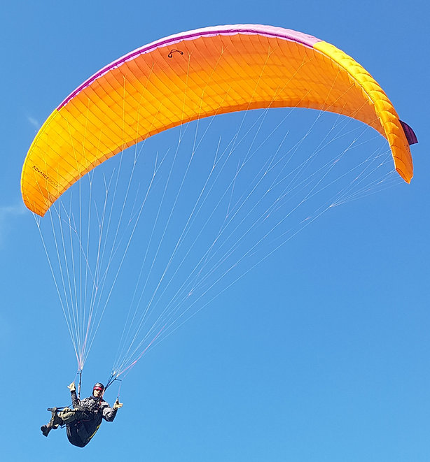 Learn to Paraglide Vernon BC