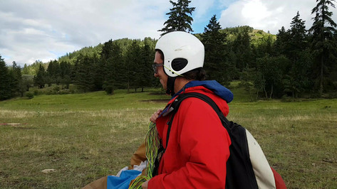Paragliding Lesson Testamonial