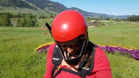 Paraglide Canada Teaching Testimonial