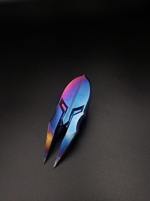 Warrior Helmet Divot Tool