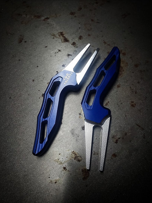 Aluminum Raptor Divot Tool (AVAILABLE NOW)