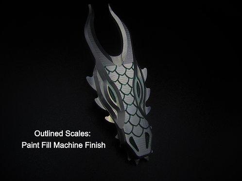 Scaly Dragon Divot Tool