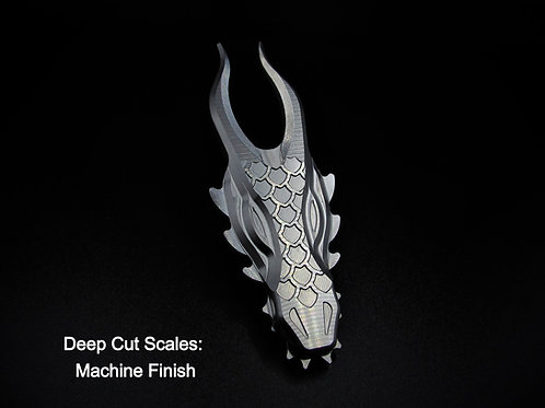 Scaly Dragon Divot Tool
