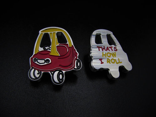 Toy Car Ball Marker