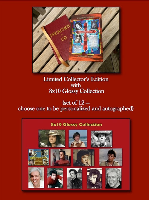 Bundle - Limited Collector's Edition plus 8x10 Glossy Collection 12 pictures