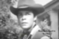Brendon Boone as Roman Bedford in RAWHIDE