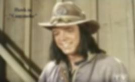 """Brendon Boone as """"Hawk"""" in GUNSMOKE"""