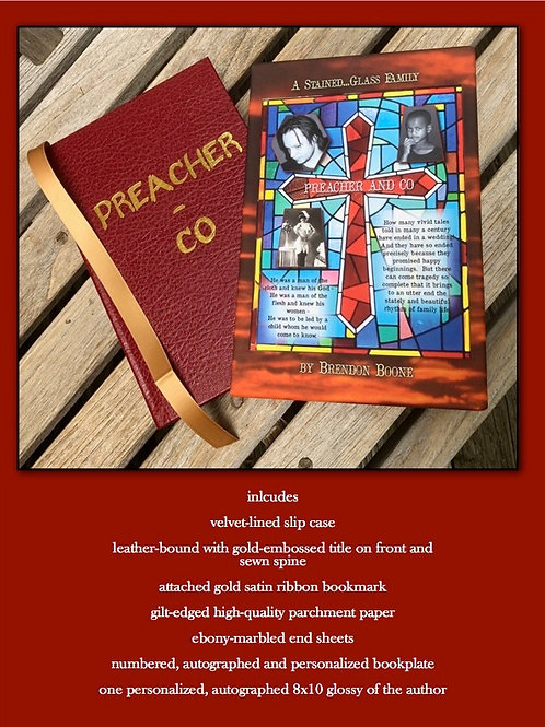 PREACHER AND CO Limited Collector's Edition